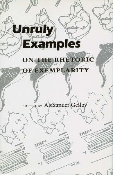 Cover of Unruly Examples by Alexander Gelley