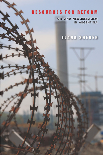 Cover of Resources for Reform by Elana Shever