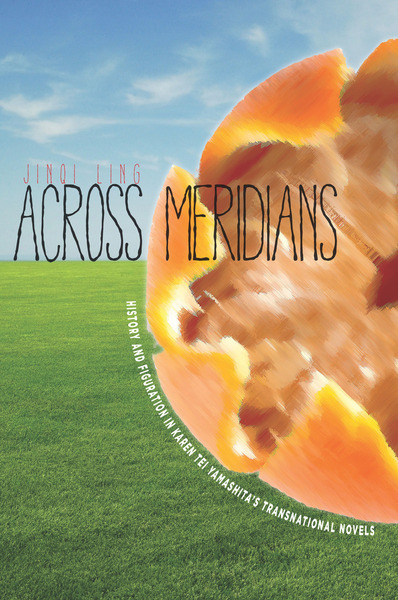 Cover of Across Meridians by Jinqi Ling