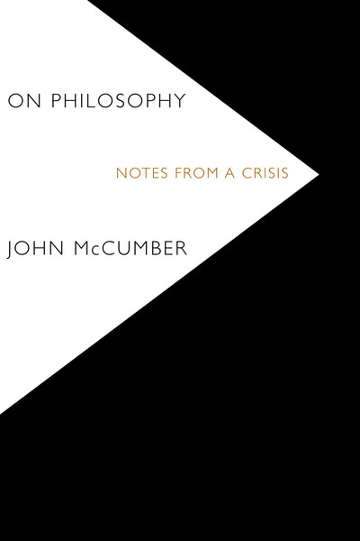 Cover of On Philosophy by John McCumber