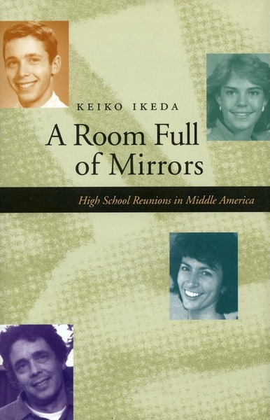 Cover of A Room Full of Mirrors by Keiko Ikeda