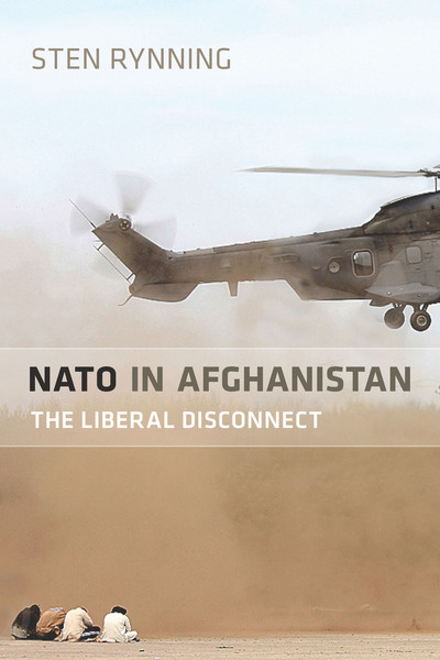 Cover of NATO in Afghanistan by Sten Rynning