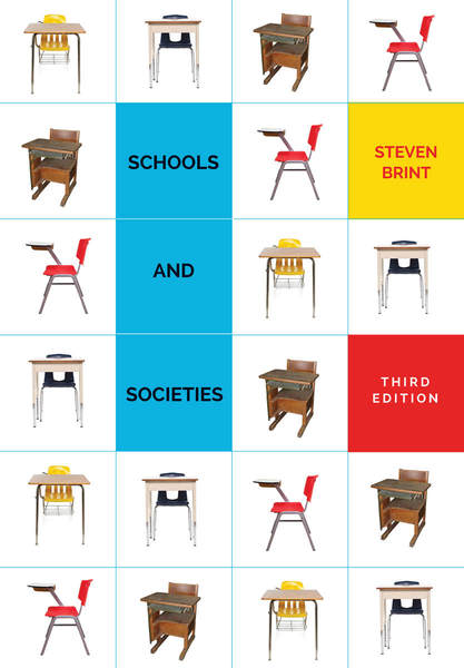 Cover of Schools and Societies by Steven Brint
