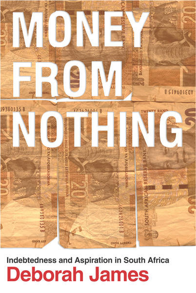Cover of Money from Nothing by Deborah James