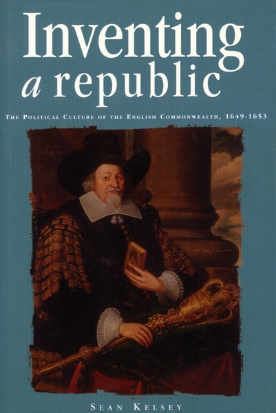 Cover of Inventing a Republic by Sean Kelsey