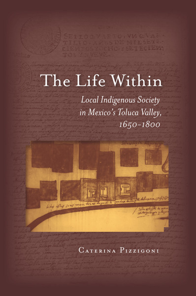 Cover of The Life Within by Caterina Pizzigoni