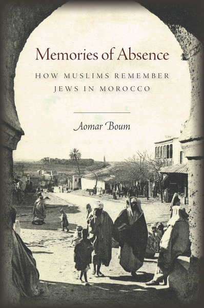 Cover of Memories of Absence by Aomar Boum