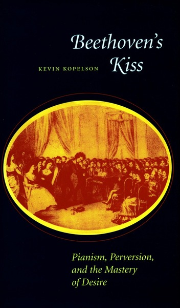 Cover of Beethoven's Kiss by Kevin Kopelson