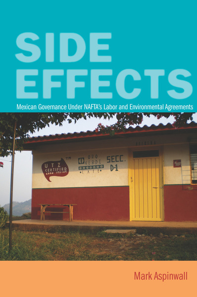 Cover of Side Effects by Mark Aspinwall