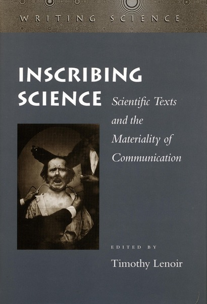 Cover of Inscribing Science by Edited by Timothy Lenoir