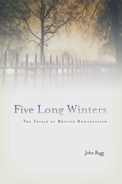 Cover of Five Long Winters by John Bugg