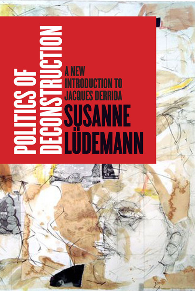 Cover of Politics of Deconstruction by Susanne Lüdemann