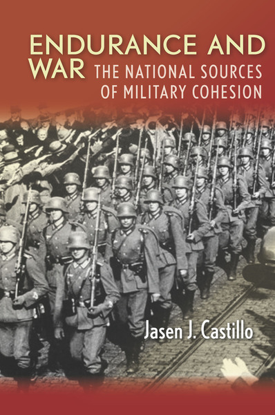 Cover of Endurance and War by Jasen J. Castillo