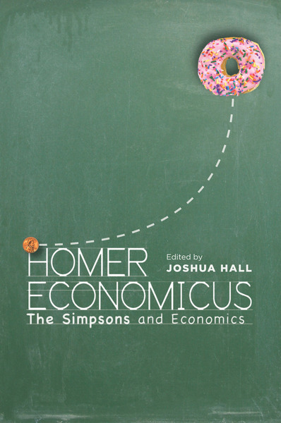 Cover of Homer Economicus by Edited by Joshua Hall