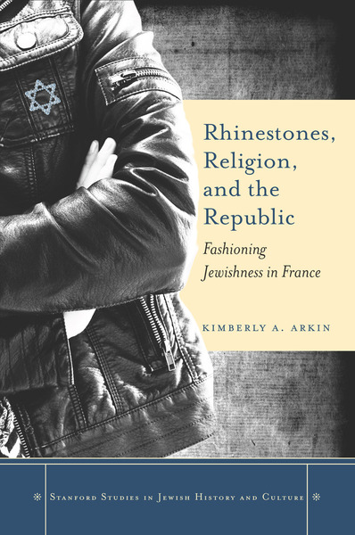 Cover of Rhinestones, Religion, and the Republic by Kimberly A. Arkin