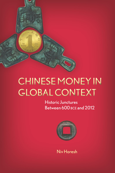 Cover of Chinese Money in Global Context by Niv Horesh