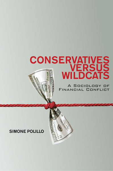 Cover of Conservatives Versus Wildcats by Simone Polillo