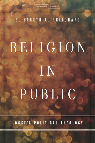 Cover of Religion in Public by Elizabeth A. Pritchard