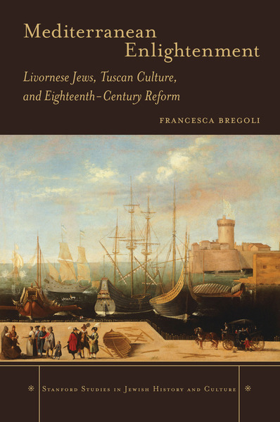 Cover of Mediterranean Enlightenment by Francesca Bregoli