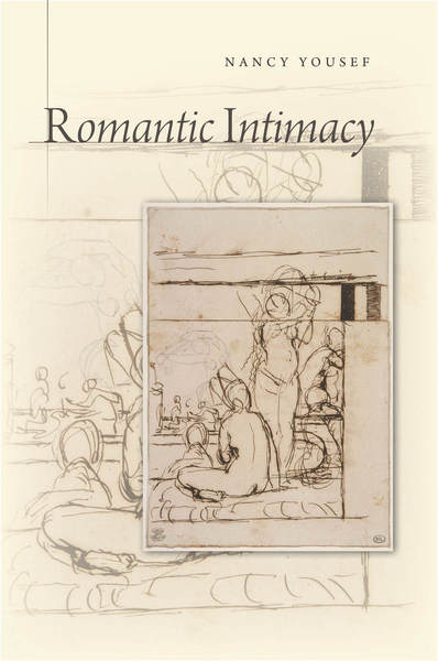 Cover of Romantic Intimacy by Nancy Yousef