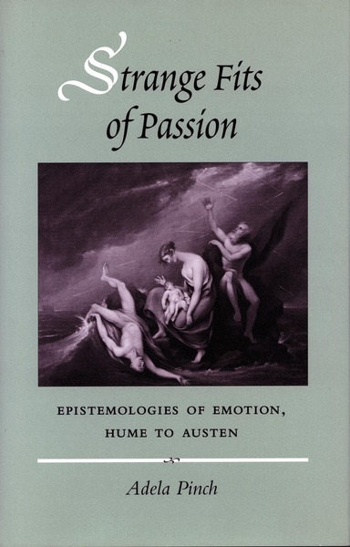 Cover of Strange Fits of Passion by Adela Pinch
