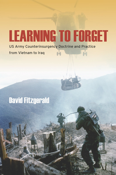 Cover of Learning to Forget by David Fitzgerald