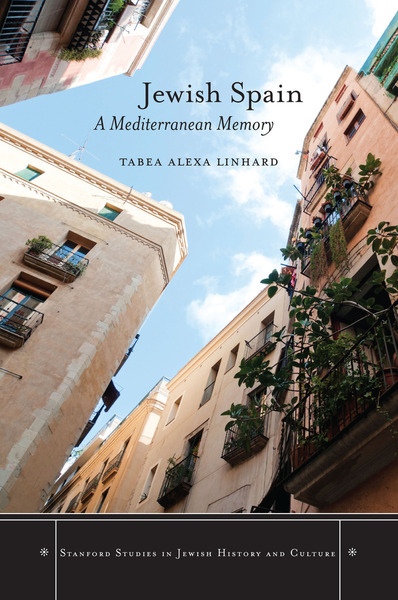 Cover of Jewish Spain by Tabea Alexa Linhard