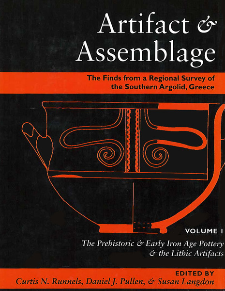 Cover of Artifact & Assemblage by Edited by Curtis Runnels, Daniel J. Pullen, & Susan Langdon