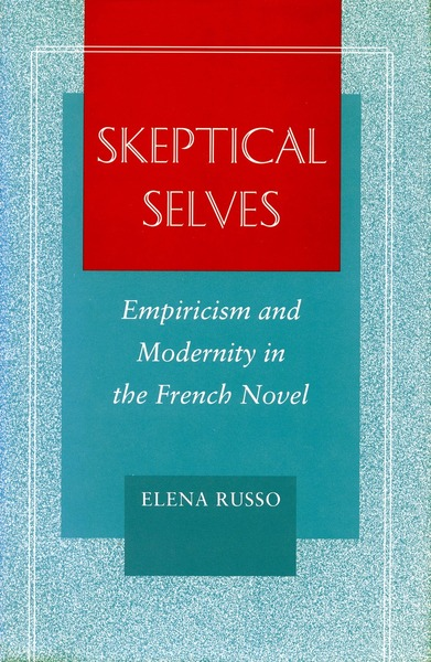 Cover of Skeptical Selves by Elena  Russo