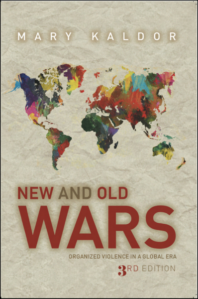 Cover of New and Old Wars by Mary Kaldor