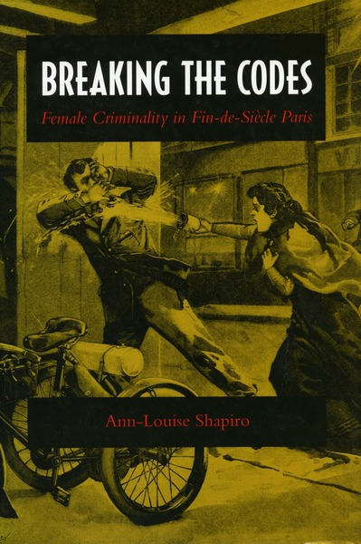 Cover of Breaking the Codes by Ann-Louise Shapiro