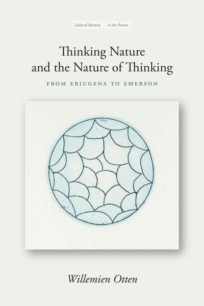 Cover of Thinking Nature and the Nature of Thinking by Willemien Otten