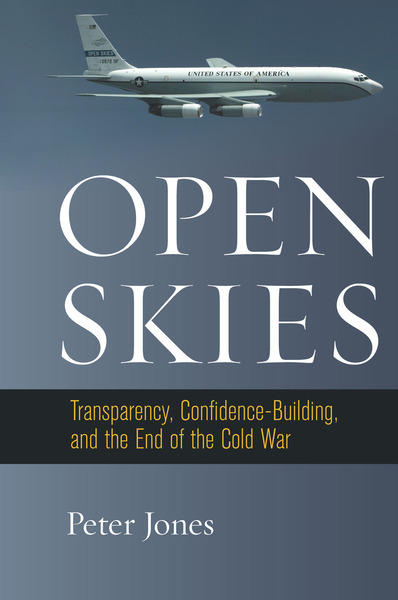 Cover of Open Skies by Peter Jones