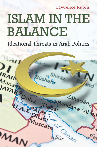 Cover of Islam in the Balance by Lawrence Rubin