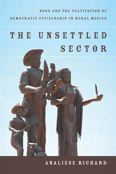 Cover of The Unsettled Sector by Analiese Richard