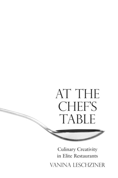 Cover of At the Chef