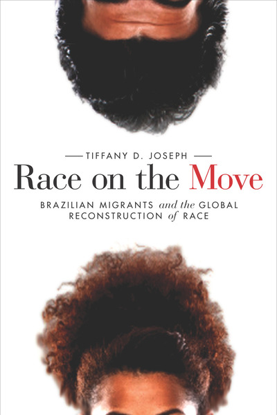Cover of Race on the Move by Tiffany D. Joseph