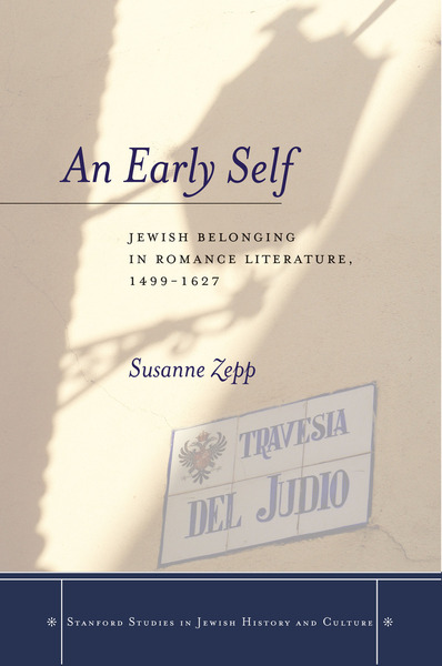 Cover of An Early Self by Susanne Zepp
