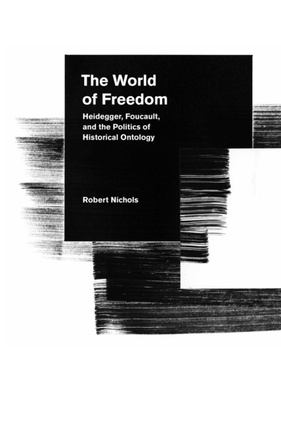 Cover of The World of Freedom by Robert Nichols