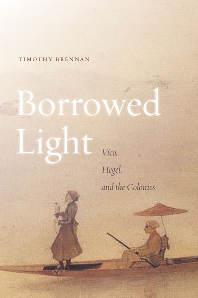 Cover of Borrowed Light by Timothy Brennan