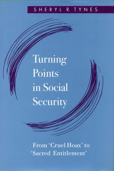 Cover of Turning Points in Social Security by Sheryl R. Tynes