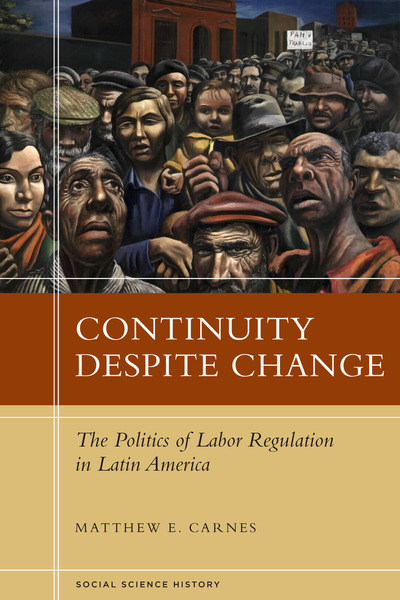Cover of Continuity Despite Change by Matthew E. Carnes