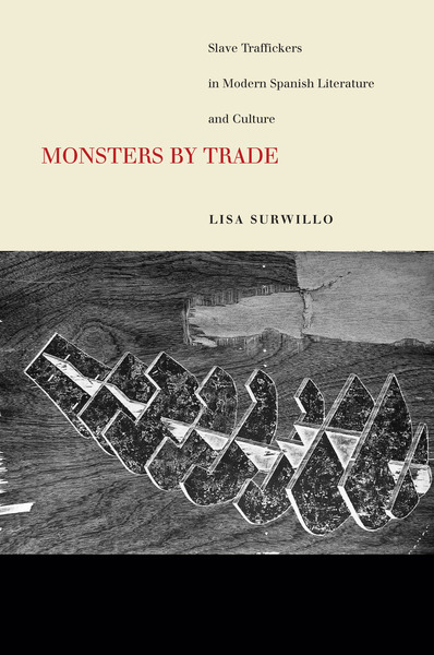 Cover of Monsters by Trade by Lisa Surwillo