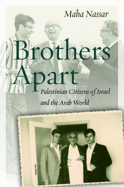 Cover of Brothers Apart by Maha Nassar