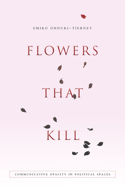 Cover of Flowers That Kill by Emiko Ohnuki-Tierney