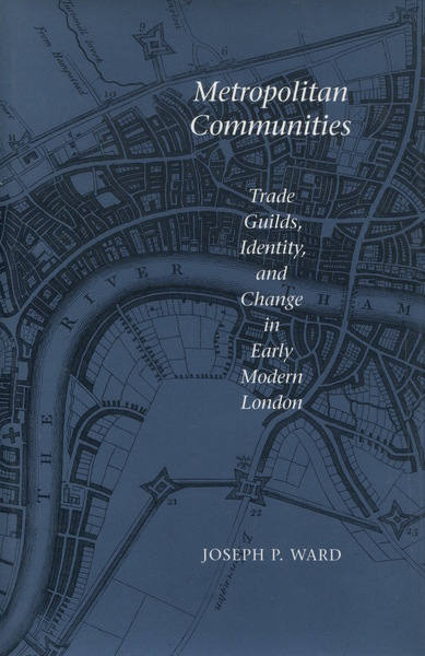 Cover of Metropolitan Communities by Joseph P. Ward