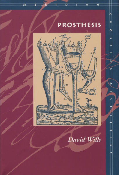 Cover of Prosthesis by David Wills