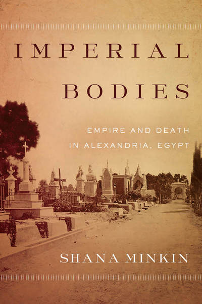 Cover of Imperial Bodies by Shana Minkin