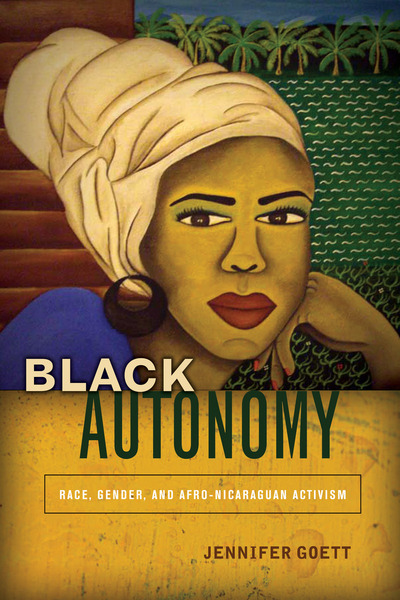 Cover of Black Autonomy by Jennifer Goett