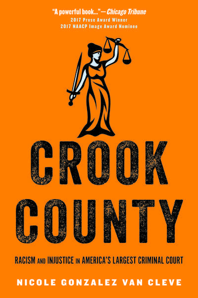 Cover of Crook County by Nicole Gonzalez Van Cleve